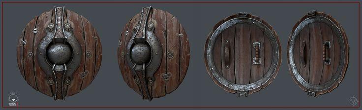 board shield  http://www.pinterest.com/pin/330662797611990488/