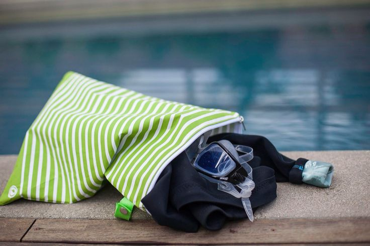Wet & Sweat bag 3greenmoms - lunchskins