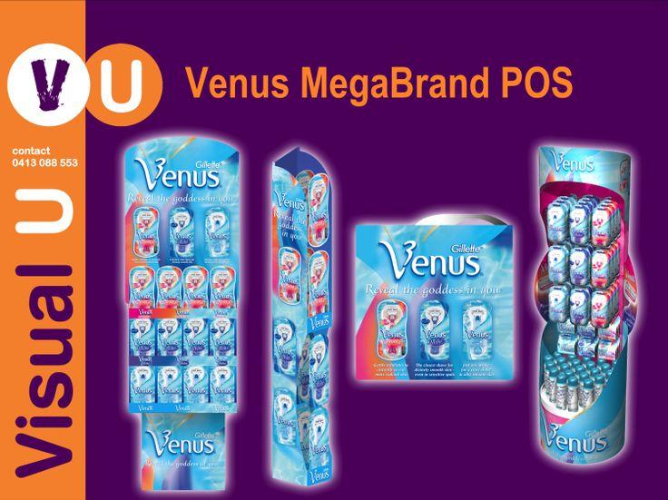 Visual U Venus MegaBrand POS