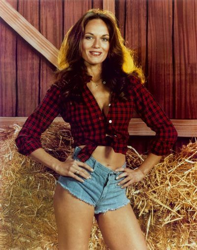 "The Original Daisy Duke!  you know you are something when you start a trend but have it named after you, as huge as the ""Daisy Duke"""