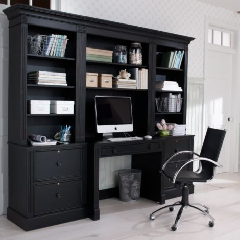Ethan Allen   Home Office Work Space