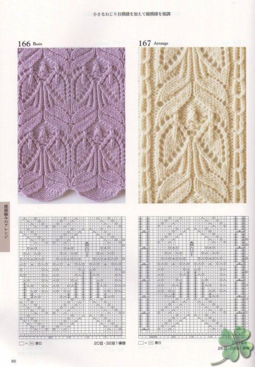 Mejores 45 imágenes de Símbolos - crochet/tricot en Pinterest ...
