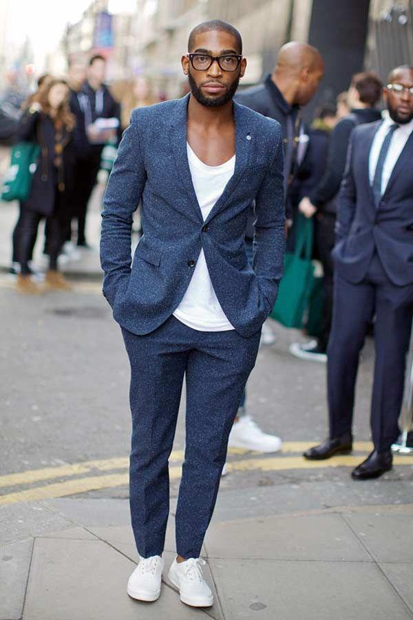 Tinie Tempah – Rapper and Fashion Style Icon #fashion #plain #british