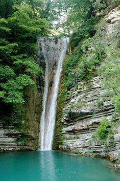 Sinop Erfelek Waterfall, Turkey