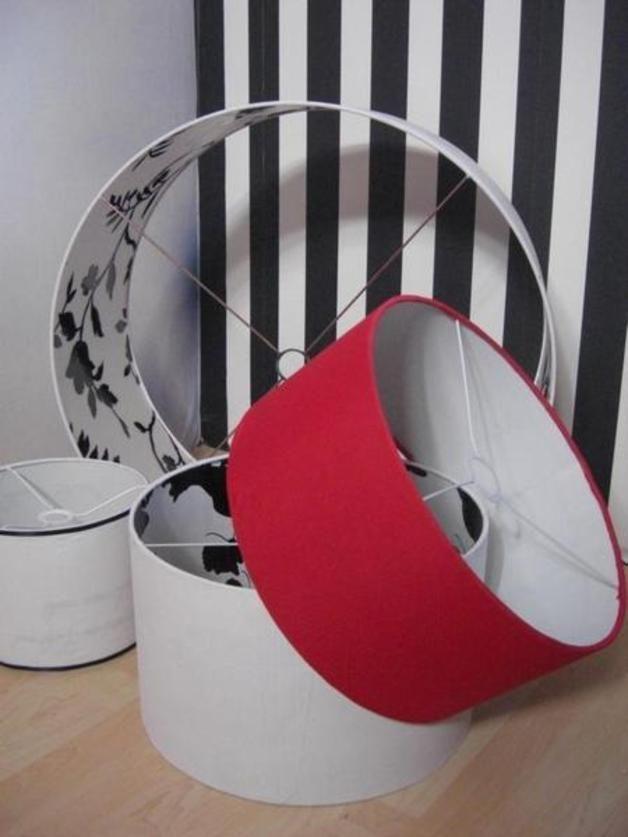 ber ideen zu selbstgemachte lampenschirme auf pinterest selbstgemachte lampen. Black Bedroom Furniture Sets. Home Design Ideas