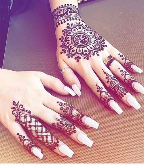 Mehndi Design Are Here To Inspire You