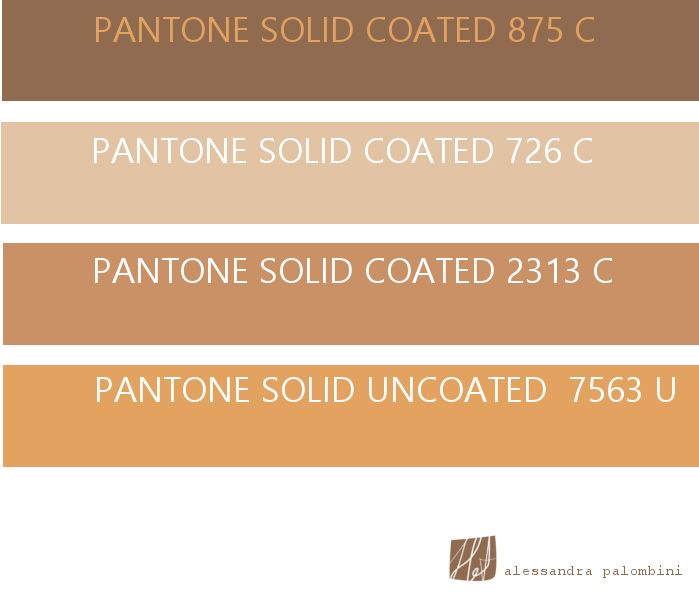 #pantone #marrone #colori #palette #palettes #marrone #cioccolato #insipiration #colors #coloricaldi #pane #bread #brown