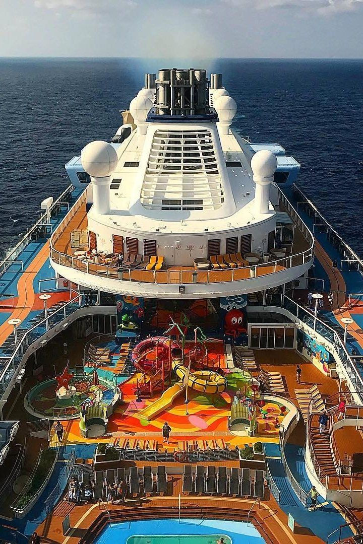 Ovation of the Seas | Adventure colorfully. From land to ...