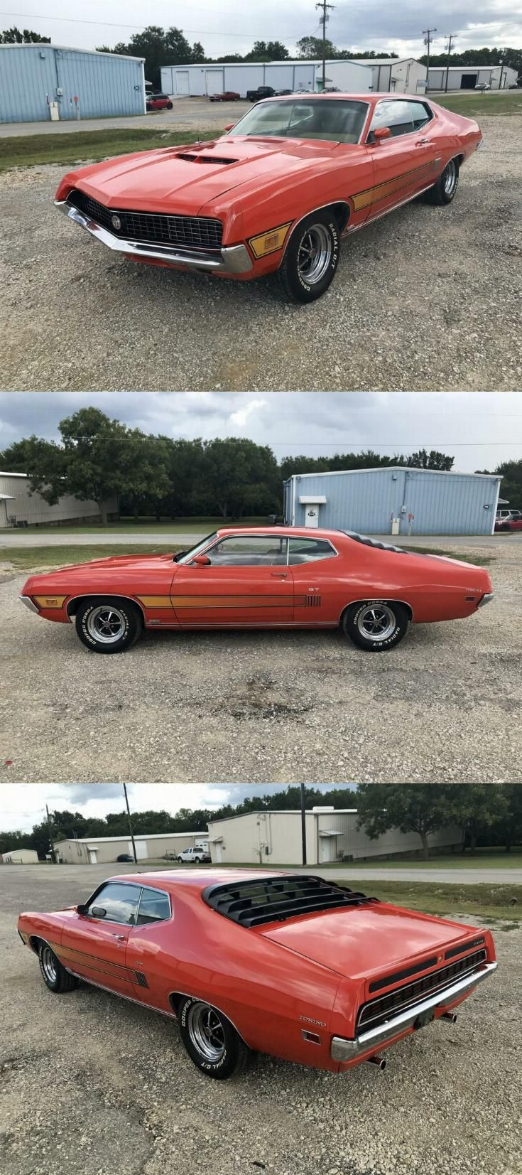 1970 Ford Torino Gt In 2020 Ford Torino Ford Ford Motor