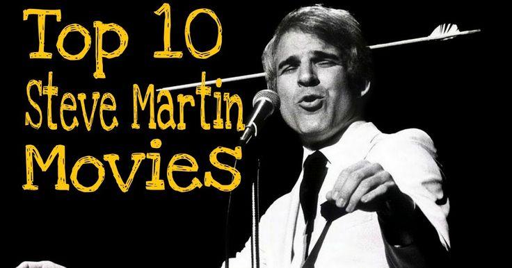 Top 10 Best Steve Martin Movies!   Lolo Loves Films