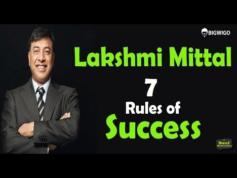 Lakshmi Mittal is an Indian business steel, Magnate, and philanthropist. He is the chairman and CEO of ArcelorMittal, the world's largest steelmaking company.