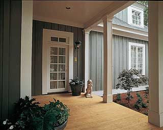 25 best exterior siding ideas on pinterest home - Exterior board and batten spacing ...