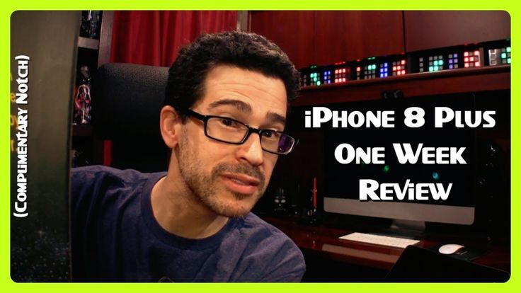iPhone 8 Plus Review: Week One (and Live AMA!)  Thanks to all the SuperChatters and questions! GADGET STUFF  http://deals.lockergnome.com/ Click the  icon to get notified for new https://youtube.com/lockergnome & https://youtube.com/chrispirillo videos ASAP!   https://twitter.com/ChrisPirillo  https://instagram.com/ChrisPirillo  https://facebook.com/chrispirillo   Sub to me on http://twitch.tv/chrispirillo and get access to our Discord chat room open 24/7 - possibly free for you with Amazon…