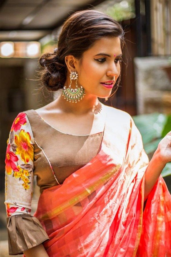 c807e3d0d1534b 40 irresistible saree blouse designs, #blouse #designs #irresistible #saree