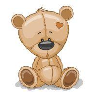 Sweet Little Teddy Bear