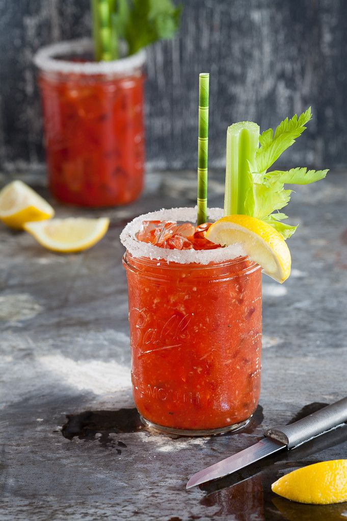 The Perfect Bloody Mary Recipe