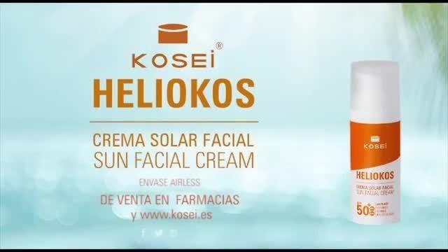 HELIOKOS CREMA SOLAR FACIAL ANTIAGE FP 50  Beneficios: Tacto seco. Fácil de extender. Textura no grasa No deja efecto blanco sobre la piel.  Sin conservantes.  Precio 1750   Disfruta lo mejor del sol Made in Canarias  Indicaciones Protección extrema al sol  efecto anti-age para la piel del rostro. Prevención de manchas durante el embarazo. Tratamientos postdermatológicos (láser peeling). Prevención del fotoenvejecimiento  #proteccionsolar #spf #protectorfacial #madeinCanarias #tenerife…