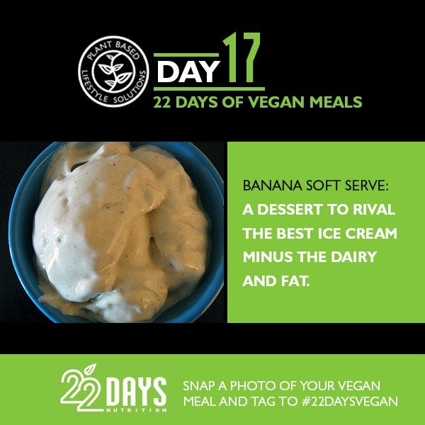Day 17: 22 Days of Vegan Meals Meal plan and recipes by Gena Hamshaw, certified clinical nutritionist and author ofChoosing Raw Breakfast Banana breakfast wraps (serves 2) Ingredients: 2 large ban…
