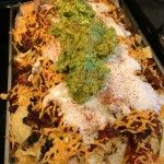 Gameday Field Roast Chili Nachos, great for the #Seahawks game tomorrow!