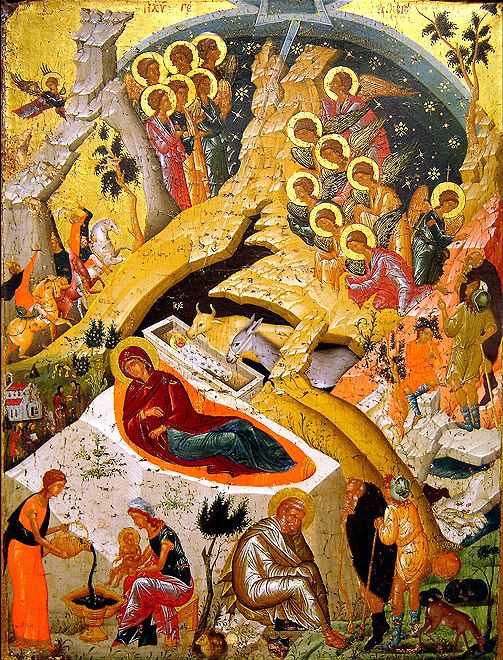 Nativity of our Lord and Saviour Jesus Christ