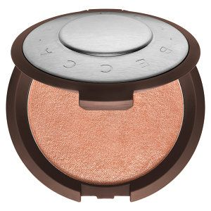 BECCA Shimmering Skin Perfector™ Pressed in Rose Gold - soft gold infused w/ rose tones #SephoraPantone