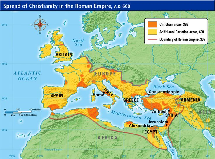 comparing the spread of christianity 700 1000 History, map and timeline of europe - 500 ce and the roman empire has been overrun by german tribes but cultural influence remains strong and the pope is.