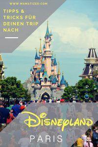 Tipps & Tricks für Disneyland