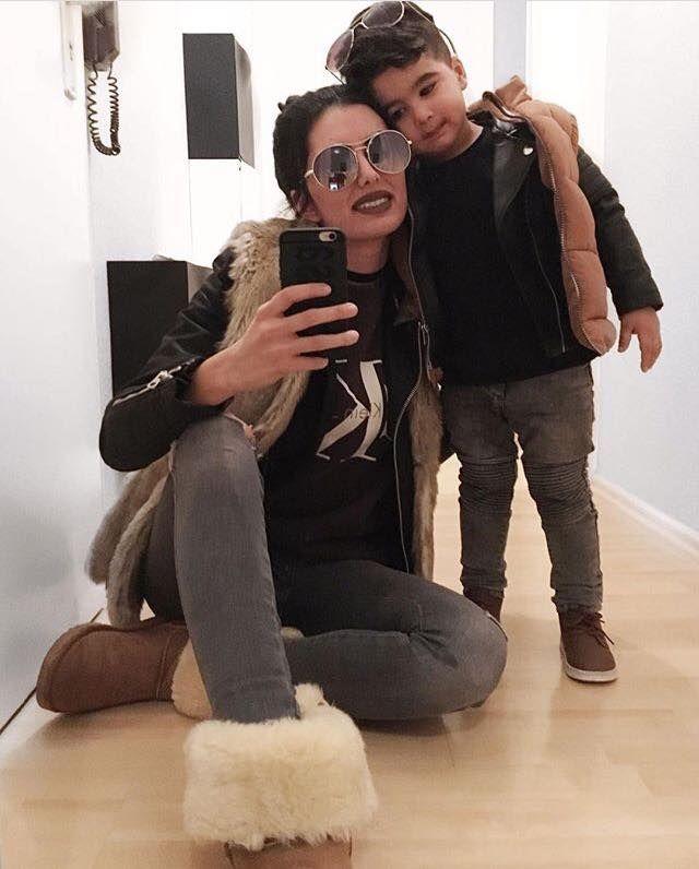 Outfits en conjunto para mamá e hijo 2017