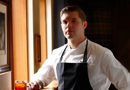 Jonathan Adams is Stepping Away From the Stoves