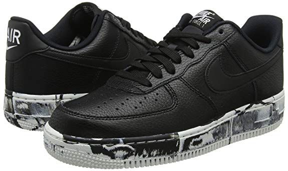 Nike Mens Air Force 1 Low Lv8 Marble Basketball Shoes Sneakers