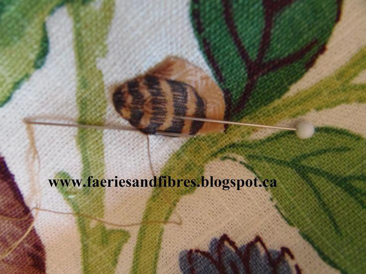 Феи и волокна: Наконечник для изготовления блока месяца, больше насекомых и мед демо!