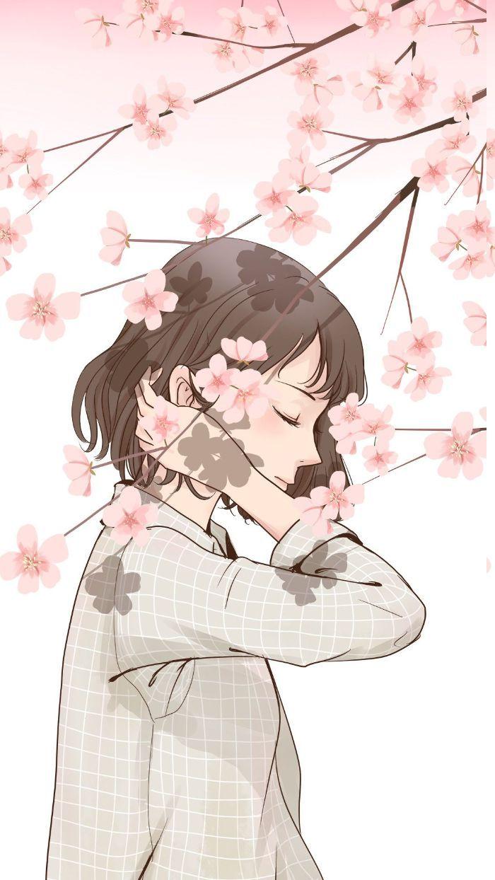 Fond D Ecran Kawaii Des Images Mignonnes Pour Votre Fond D Ecran Pc Ou Iphone Archzine Fr En 2020 Art Anime Fille Images Mignonnes Fond Ecran Kawaii