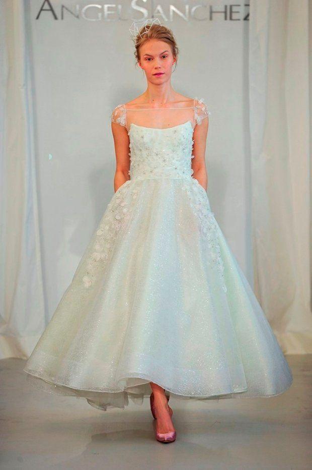 wedding collection Angel Sanchez - spring 2014