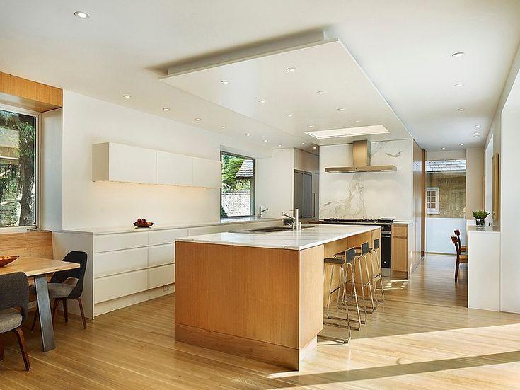 228 best kitchens images on Pinterest Kitchen modern - wohnzimmer alt mit modern