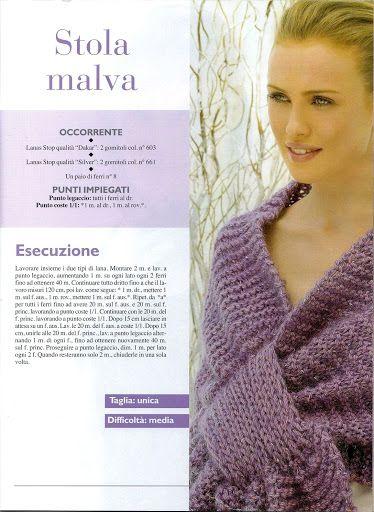 Prestigio Moda Maglia 2007 - Melina Tejidos - Picasa Web Albums