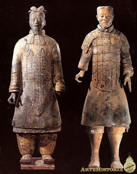 8 best history of china images on pinterest ancient china tumba del emperador qinshi huangdi guerreros autor fecha 221 206 ac museo terracotta armyterracotaancient chinachinese sciox Image collections