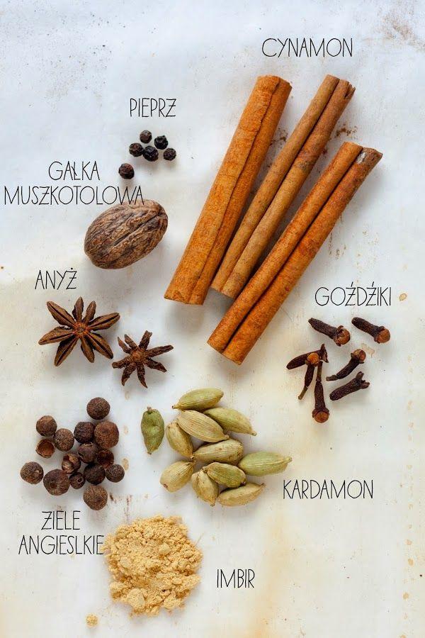 jadłonomia • roślinne przepisy: Domowa przyprawa piernikowa