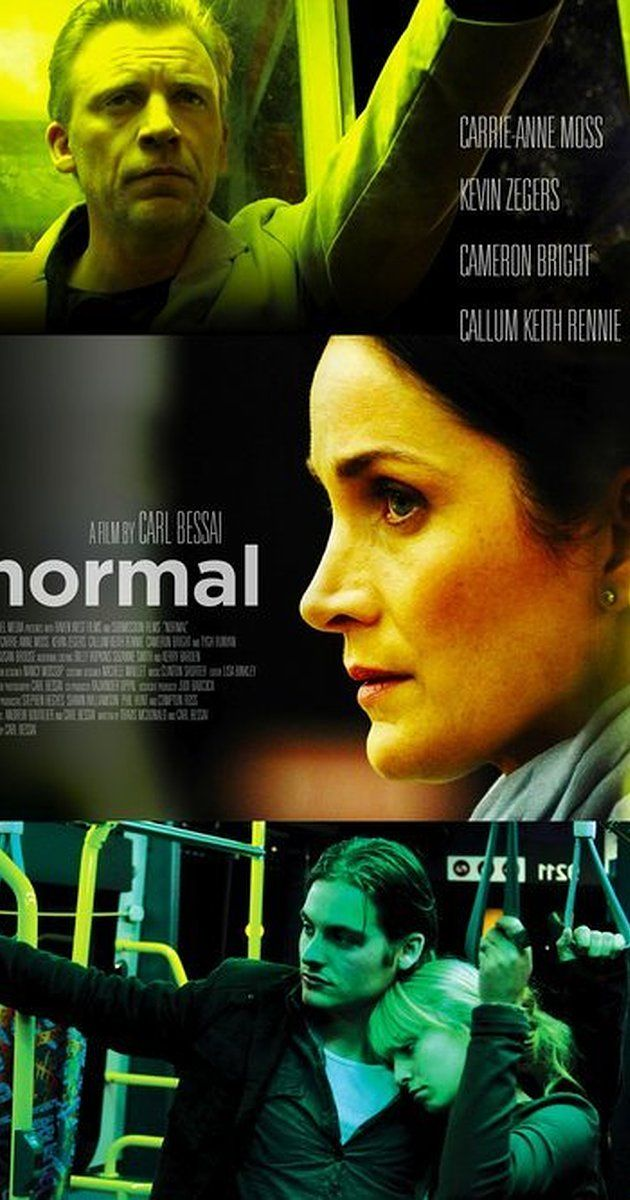 Normal  , 2007 Canada , by Carl Bessai ; Camille Sullivan 32-y , Kevin Zegers  23-y