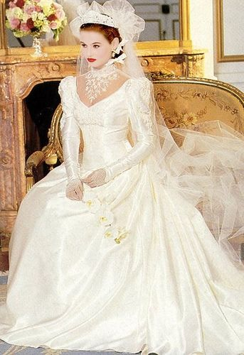 1990s Wedding Dress | by Şennur