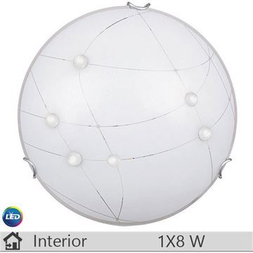 Plafoniera iluminat decorativ interior Rabalux, gama Abbie, model 3370