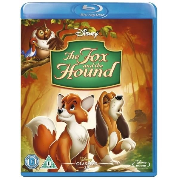 http://ift.tt/2dNUwca | Fox And The Hound Blu-ray | #Movies #film #trailers #blu-ray #dvd #tv #Comedy #Action #Adventure #Classics online movies watch movies  tv shows Science Fiction Kids & Family Mystery Thrillers #Romance film review movie reviews movies reviews