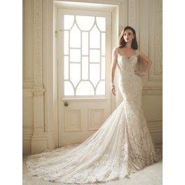 Suknia ślubna Y11651 Sultana - Suknie ślubne Sophia Tolli 2016