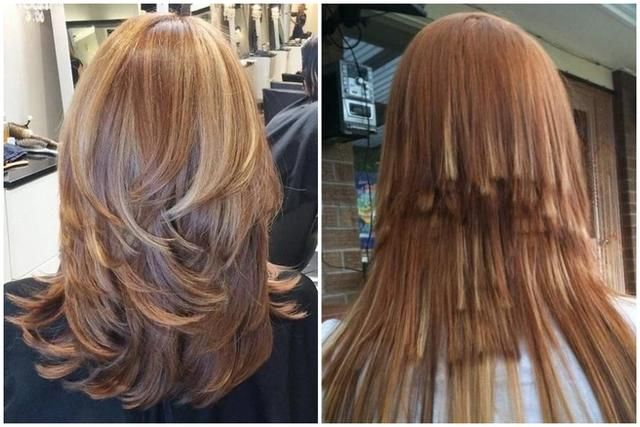 It S Funny And Sinful Beauty Experiments That Went Wrong Long Layered Hair Long Layered Haircuts Hair Styles