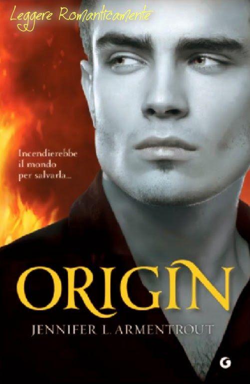"""Leggere Romanticamente e Fantasy: Anteprima e Cover Reveal """"ORIGIN"""" di Jennifer L. A..."""