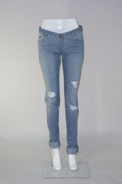 Infinity Jeans | Womens | 505 My Boyfriend Jeans | Distressed | Size 8-18