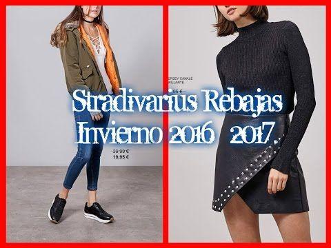 Stradivarius Rebajas Invierno 2016 2017