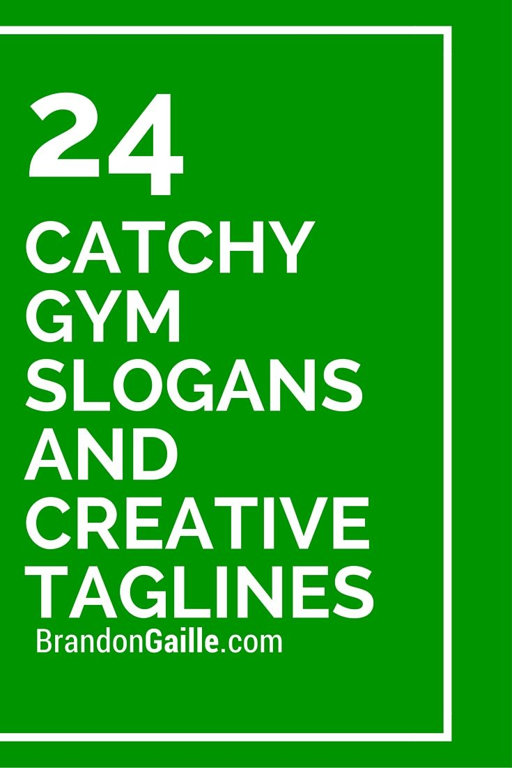 25+ best ideas about Gym slogans on Pinterest | Funny gym ...