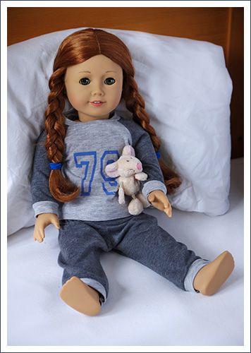 gemütlicher Pyjama - made by birti