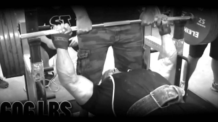 "Powerlifting motivation ""WORLD of HEAVY WEIGHTS"" by FEDOR"