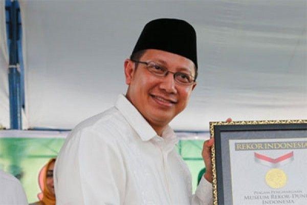Menteri Agama resmikan Pusat Islam Wakatobi